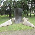 A horvát honvédő háború elesett fiai 1991-1995 emlékműve
