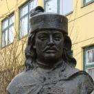 II. Rákóczi Ferenc-mellszobor
