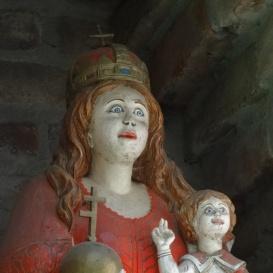Madonna-szobor
