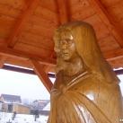 Mária, Magyarok Nagyasszonya szobra