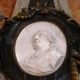 Harruckern Ferenc síremléke