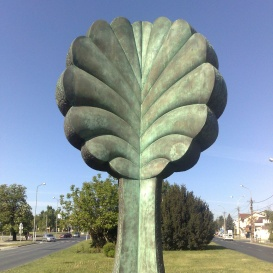 Életfa-szobor