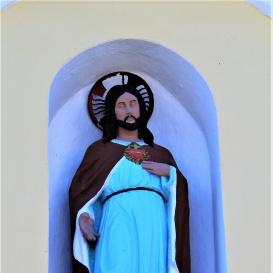 Jézus Szent Szíve szobor