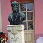Szabó István mellszobra