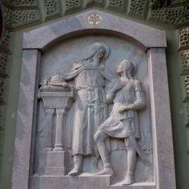 Szent István és Imre herceg