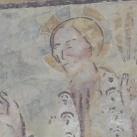 Szent Miklós temetőkápolna külső falképei