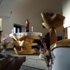 A Kövi Szűz Mária Plébániatemplom ambója