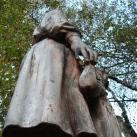 Pedagógusnő-szobor