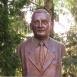 Dr. Papp Simon-mellszobor