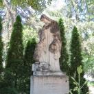 Szauter Ferenc síremléke