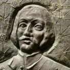 Balassi Bálint domborműves emléktáblája