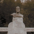 Gróf Csáky Zénó emlékműve