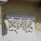 Gorgók a bécsi Szecessziós ház homlokzatán