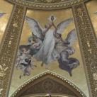 A Szent István-bazilika szentélyének mozaikjai: A szentmise allegóriái