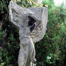 Bláthy Ottó Titusz síremléke