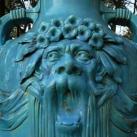 Kék vázák