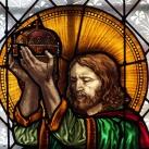Az egri Szent Lajos-templom üvegablakai II.