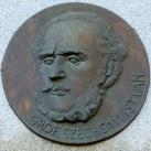 Széchenyi István emléktáblája