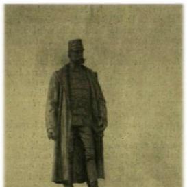 Ferenc József szobra