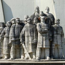 Az 1848-as székely nemzetgyűlés emlékműve