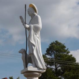 Szent Vendel-szobor