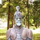 Thúry György mellszobra