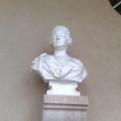 Mária Terézia mellszobra