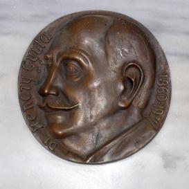 dr. Kenézy Gyula-emléktábla