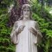 Jézus Krisztus - Hufnagl Imre síremléke
