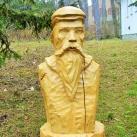 Kálvin János szobra