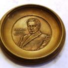 A Horváth Árpád-díj emléktáblája