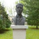 Günther József mellszobra