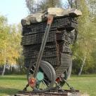 József Attila-emlékmű