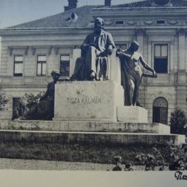 Tisza Kálmán-szobor