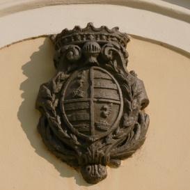 A gróf Viczay család címere
