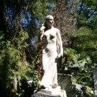 Hámori Andrea síremléke
