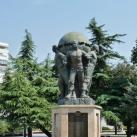 A védők emlékműve