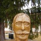 Forgács Károly szobra