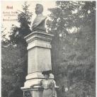Darányi János mellszobra