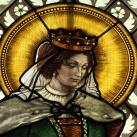 Az egri Szent Lajos-templom üvegablakai I.