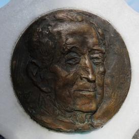 Dr. Borbola József síremléke