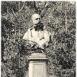 Ferenc József mellszobra