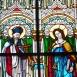 Nepomuki Szent János és Szent Sára