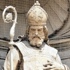 Szent István-bazilika szobrai: Szent Ágoston (egyházatya)