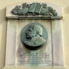 Bartóky József-emléktábla