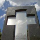 Emlékmű a málenkij robotra elhurcoltak és a kitelepítettek emlékére