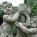Jász-Kun székház szobrai