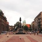 A grünwaldi csata krakkói emlékműve