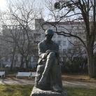 Martín Kukučin bronz szobra