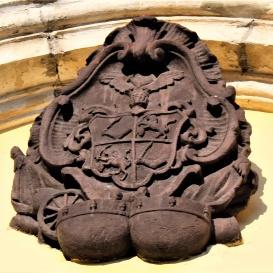 Inkey család címere